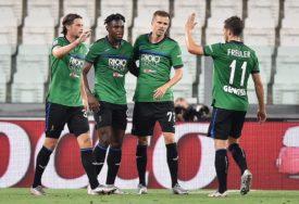 TRI IGRAČA NA 15+ Atalanta ponovila rekord Juventusa iz sezone 1951/52