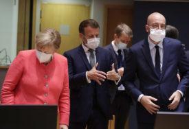 VELIKE NESUGLASICE IZMEĐU ZEMALJA Teški pregovori u EU o BUDŽETU za izlazak iz krize