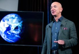 REKORD VLASNIKA AMAZONA Bezos zaradio 13 milijardi dolara u jednom danu