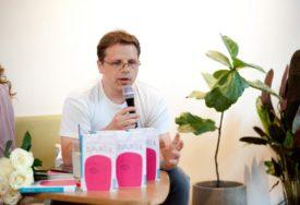 Boris Maksimović o književnosti i izdavaštvu: Spas je u prodaji i promociji na internetu