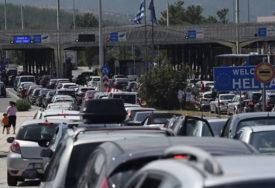 MJERE OSTAJU NA SNAZI Državljanima Srbije produžena zabrana ulaska u Grčku