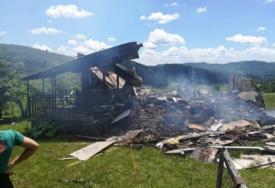 TUŽNA SUDBINA PORODICE ANDRIĆ Prognani su sa Kosova, a prošle nedjelje su još jednom ostali bez doma