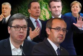 VIDEO KONFERENCIJA U PARIZU Njemačka Vlada: Beograd i Priština dogovorili nastavak pregovora