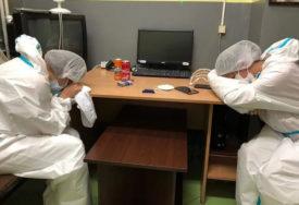 NA PRVOJ LINIJI FRONTA Korona virusom zaraženo 550 medicinskih radnika