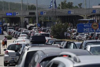 SPREČAVANJE ŠIRENJA ZARAZE Grčka produžila mjere na granici do 8. marta