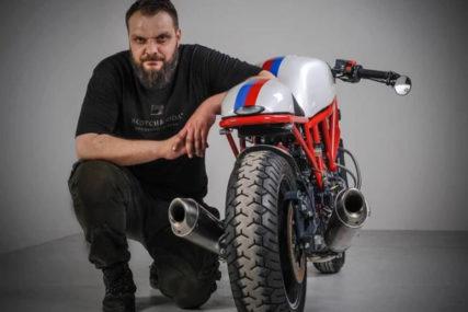 """""""Prvo sam se ISPLAKAO""""  Bajker prodao motor za malog Boška, kupac uplatio 2.500 evra pa se odrekao vozila"""