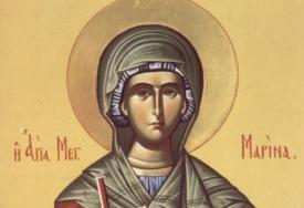 DANAS OGNJENA MARIJA Običaj je da se na praznik kada GORI NEBO I ZEMLJA ne rade nikakvi poslovi