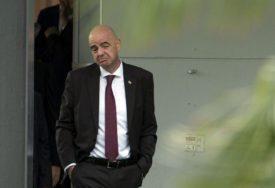 OPTUŽNICA PROTIV PREDSJEDNIKA FIFA Tužilac lagao u korist Đanija Infantina