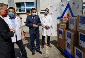 OPREMA VRIJEDNA 230.000 KM Dobojskoj bolnici uručena donacija EU
