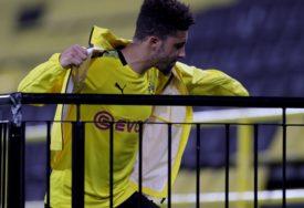 ENGLEZI NE ODUSTAJU Mančester Junajted i Borusija Dortmund nastavili pregovore oko transfera Sanča