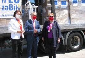 ZNAČAJNA POMOĆ OD EU BiH dobila modernu opremu od 1,3 miliona evra za borbu protiv korone