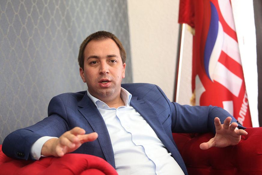 """""""NISMO NIKOGA VRBOVALI"""" SPS o optužbama smijenjenog Trifunčevića"""