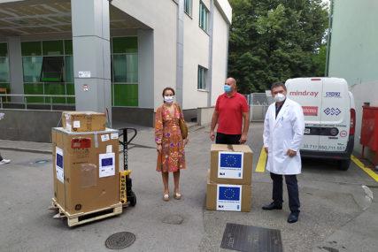 DONACIJA VRIJEDNA 100.000 KM Bolnica u Gradišci dobila ultrazvučni aparat i respirator