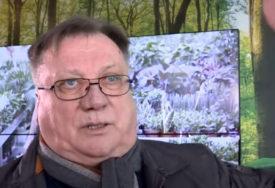 """""""I ONA JEDNA MI PRISJELA"""" Halid Bešlić kaže da su žurke za njega prošlost"""