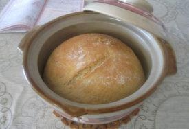 USPJEĆE BAŠ SVAKI PUT Evo kako najlakše da napravite hljeb od crnog brašna