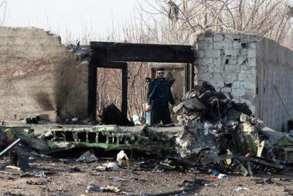 PUCALI BEZ ODOBRENJA Teheran: Niz okolnosti doveo do obaranja ukrajinskog aviona