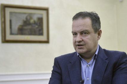 VRATILI PITANJE KOSOVA NA DNEVNI RED Dačić: Nema rješenja bez dogovora sa beogradom