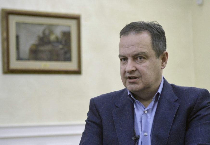 POZVAO SE NA LIDERA SOCIJALISTA Dačić: Vladimir Škundrić nema nikakve veze sa SPS