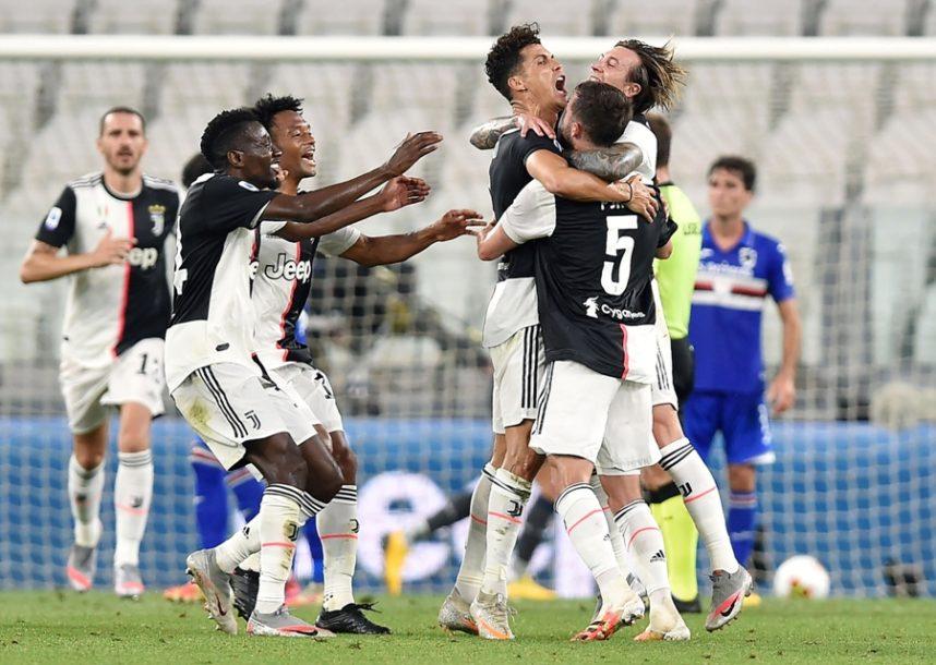 DEVETA TITULA U NIZU Juventus ponovo šampion Italije