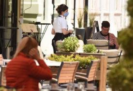 NISU POŠTOVALI EPIDEMIOLOŠKE MJERE Za kafiće i restorane u Srpskoj kazne od 10.200 KM