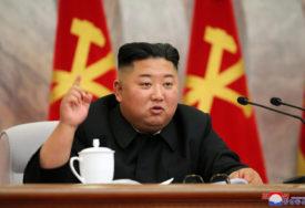 STRAHUJE OD KORONE Kim izbjegavao javne nastupe u prvoj polovini godine