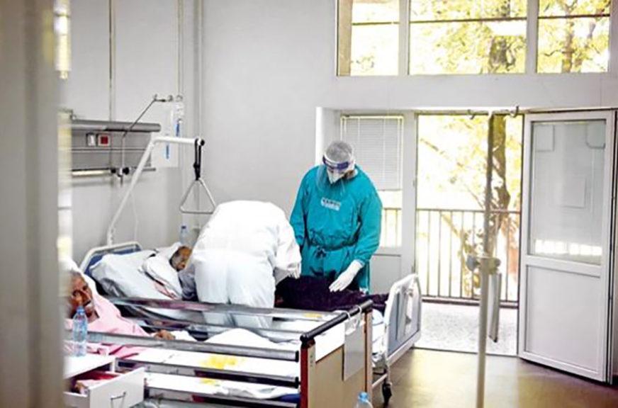 """""""BILO JE KAO U HOROR FILMU"""" Porodica i prijatelji UKRALI TIJELO PREMINULOG PACIJENTA sa Infektivne klinike"""
