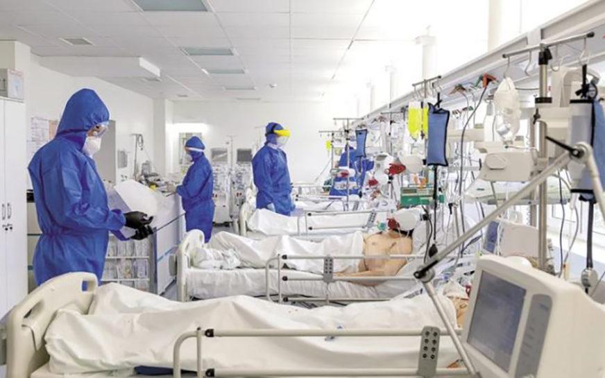 U TOKU ČIŠĆENJE I DEZINFEKCIJA Arena se sprema za kovid pacijente, strah od NOVOG TALASA ZARAZE
