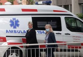BORBA SA KORONOM Na Kliničkom centru u Sarajevu 73 pacijenta, ČETIRI NA RESPIRATORU