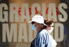 NAJKRITIČNIJI MADRID I ARAGON U Španiji za dan 1.178 novih slučajeva korone