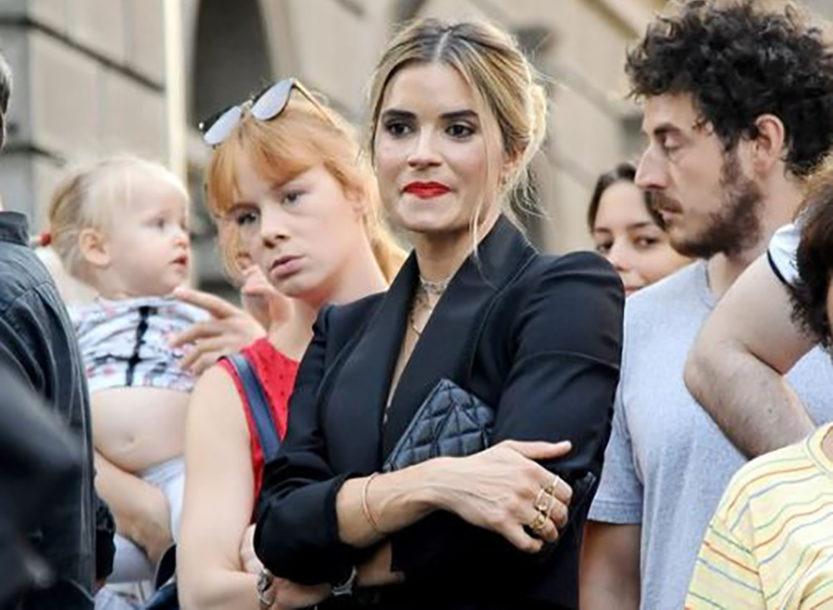 """""""IMAŠ LI NJEGOV MEJL"""" Marija Karan se fotografisala sa poznatim glumcem, ali komentari su SUROVI (FOTO)"""