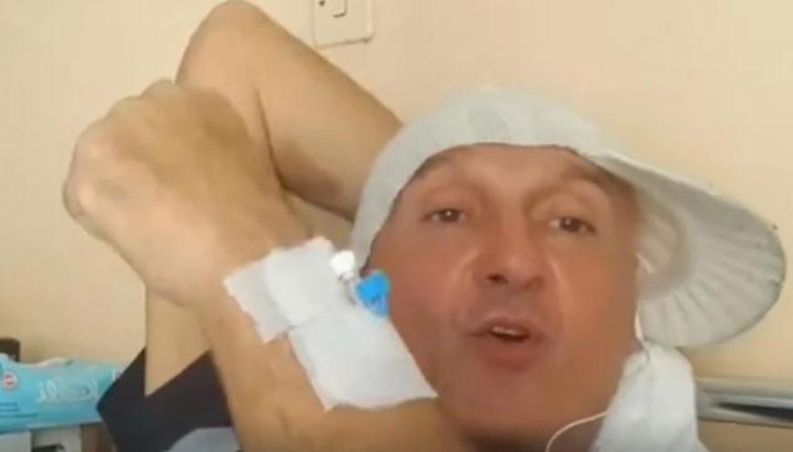 POLICIJA TRAGA ZA MIKIJEM Pjevač pobjegao iz kovid bolnice u Beogradu