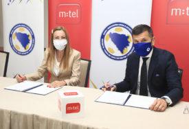 POSLALI NAJBOLJU PONUDU M:tel novi sponzor Nogometnog/Fudbalskog saveza BiH