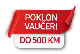 M:tel ponuda uz koju dobijate POKLON VAUČER od 300 KM ili od 500 KM