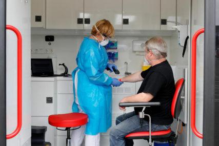 LOŠ REKORD U UKRAJINI U posljednja 24 časa registrovano 4.633 NOVOZARAŽENIH korona virusom