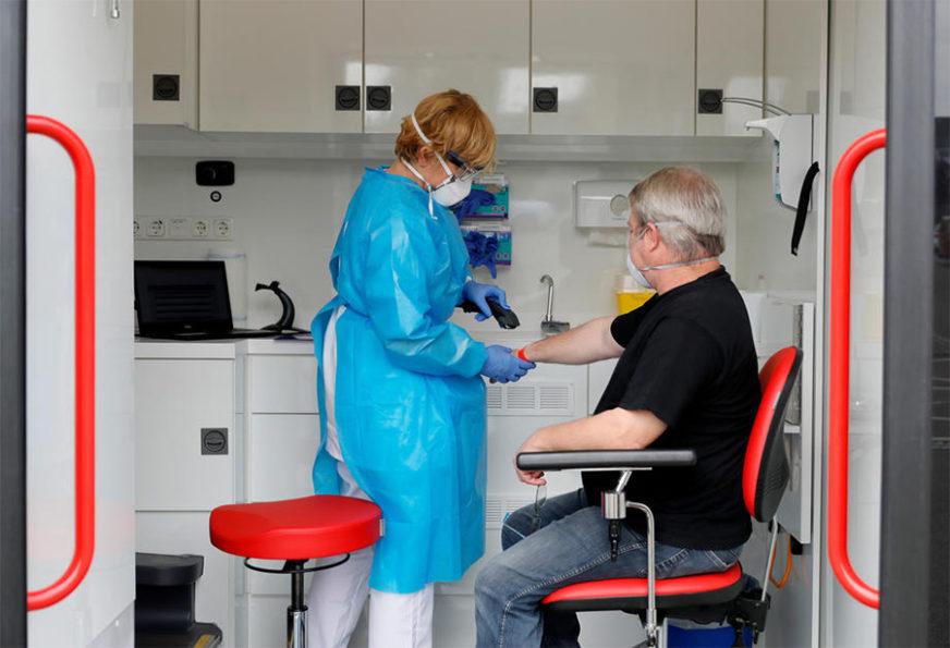 ZARAZA NE POSUSTAJE U Njemačkoj još osam preminulih i 1.311 zaraženih korona virusom