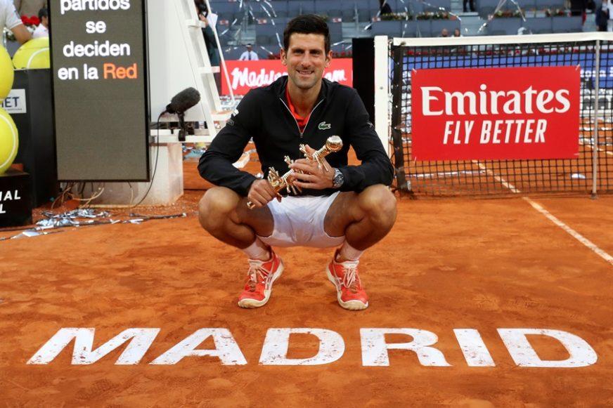ZVANIČNO Otkazan Masters u Madridu