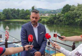 PROBLEM NUKLEARNOG OTPADA Rajčević: Internacionalizovati problem Trgovske gore