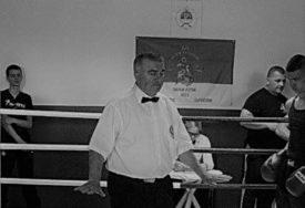 IN MEMORIAM Preminuo bokserski sudija Milanko Rakić