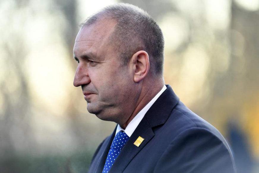 TESTIRAN NEGATIVNO DVA PUTA ZA NEDJELJU DANA Predsjednik Bugarske u samoizolaciji zbog korona virusa