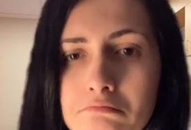 """""""NEMOGUĆE, NEVINA SAM"""" Tvrdi da je zatrudnila, a nije imala seks (VIDEO)"""