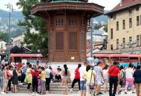 MAKSIMALAN OPREZ U Sarajevu strahuju od novozaraženih u narednih 14 dana zbog Bajrama