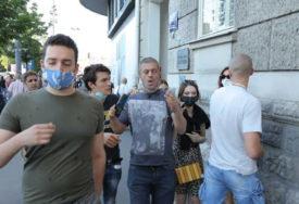 OSVRT NA DOGAĐAJ Sergej Trifunović otkrio RAZLOG ZAŠTO JE NAPADNUT na protestu