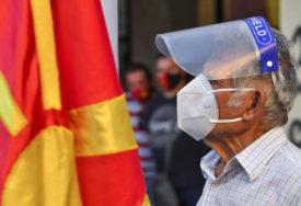 PREMINULO OSAM OSOBA U Sjevernoj Makedoniji 127 novozaraženih