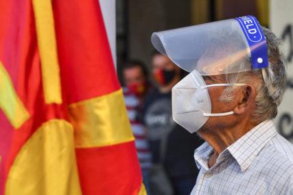 PREMINULE TRI OSOBE U Sjevernoj Makedoniji još 123 oboljelih od korona virusa
