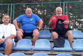 PRIJATELJSTVO SA TRENEROM RADNIKA Ljupko Petrović posjetio trening Bijeljinaca