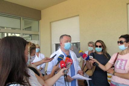 """""""ŽELJNO OČEKUJEMO VAKCINE"""" Direktor bijeljinske bolnice o borbi s virusom korona"""