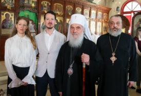 LITURGIJA POVODOM DANA PORODICE Patrijarh služio molitvu, prisustvovao princ Filip