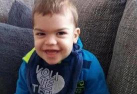 MALI STEFAN JE VELIKI BORAC Dječak treba našu pomoć za liječenje u Turskoj