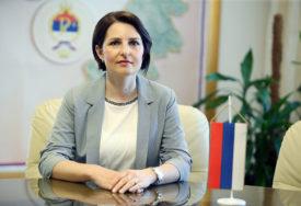 """GAŠIĆEVA ZADOVOLJNA TURISTIČKOM KAMPANJOM """"Iskorišćeno više od 16.800 vaučera širom Srpske"""""""