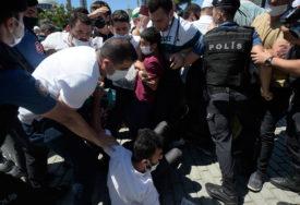 MASA POHRLILA U AJA SOFIJU Snimci prikazuju HAOS koji je bio u Istanbulu (VIDEO)